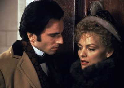D.D.Lewis e M.Pfeiffer The Age of Innocence