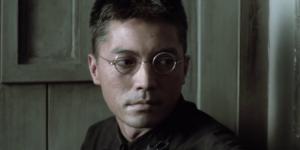 John Lone ne l'ultimo imperatore di Bertolucci make-up Manlio Rocchetti