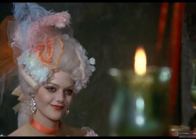 Parrucca Rocchetti nel film Il Casanova di Fellini