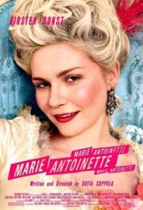 Locandina Film Marie Antoinette Sofia Coppola 2006