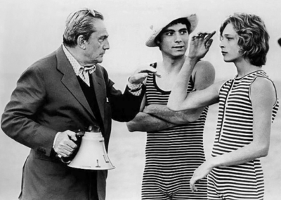 Set Morte a Venezia di Luchino Visconti