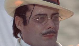Primo piano di Dirk Bogarde in Morte a Venezia