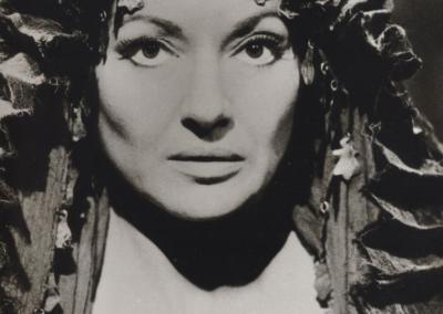 Medea di Pier Paolo Pasolini con Maria Callas
