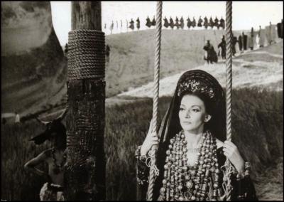 Film Medea con Maria Callas