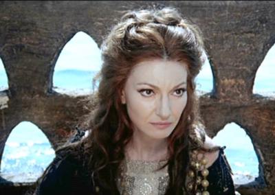 Maria Callas in Medea di Pier Paolo Pasolini