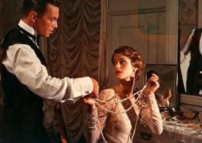 Scena di La caduta degli dei di Visconti. Parrucche Rocchetti-Rocchetti
