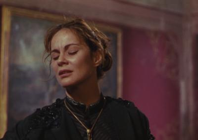 Alida Valli in Senso di Visconti. Parrucche Rocchetti-Rocchetti