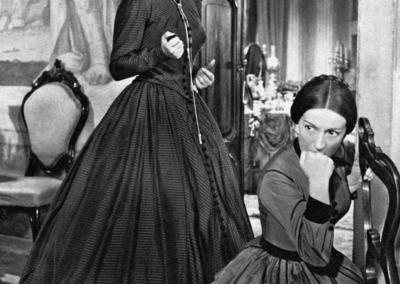 Alida Valli e Rina Morelli in Senso di Visconti.