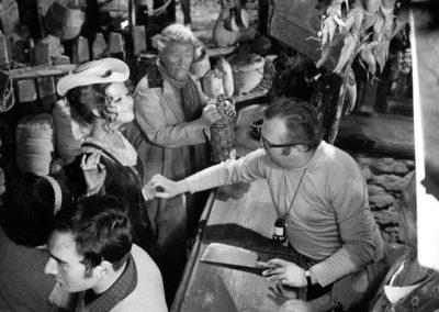 Claudia Cardinale in C'era una volta il West di Sergio Leone