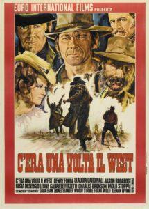 Cera una volta il West Sergio Leone 1968