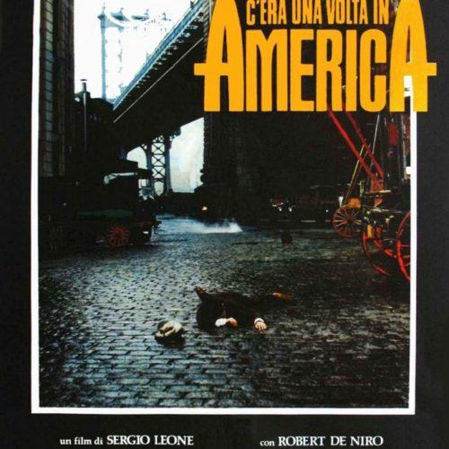 Cera una volta in America Sergio Leone 1984