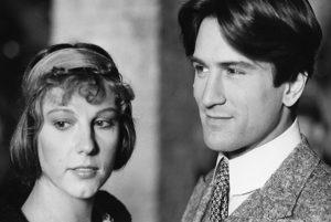 Stefania Sandrelli e Robert De Niro in Novecento di Bertolucci con Parrucche Rocchetti