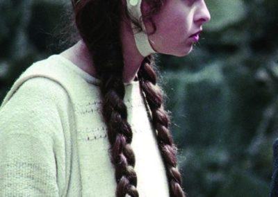 Helena Bonham Carter nel ruolo di Ophelia