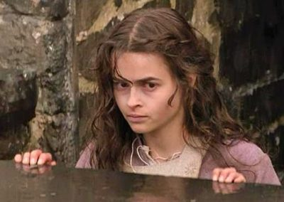 Helena Bonham Carter nel film Amleto
