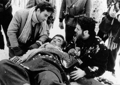 Scena di C'eravamo tanto amati di Ettore Scola