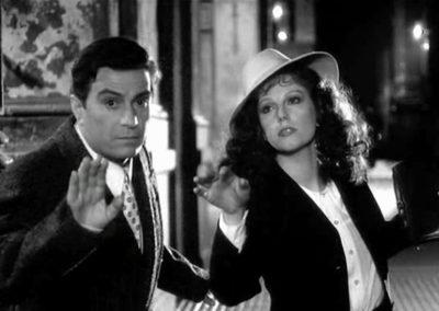 Scena con Nino Manfredi e Stefania Sandrelli - Trucco Goffredo Rocchetti