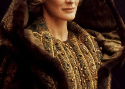 Glenn Close nel Film Amleto di Franco Zeffirelli