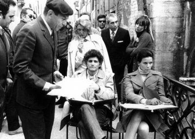 Set del film Anonimo veneziano di Enrico Maria Salerno