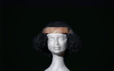Parrucca ancella di Cleopatra