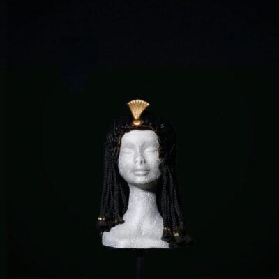 Parrucca Cleopatra