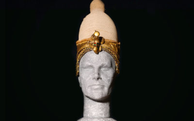 Copricapo da Faraone per Aida