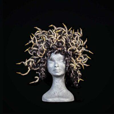 Parrucca Medusa