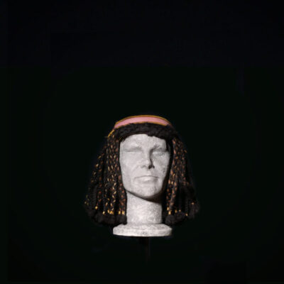 Parrucca da uomo stile Antico Egitto