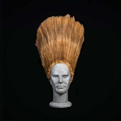 Parrucca fantasy per sfilata
