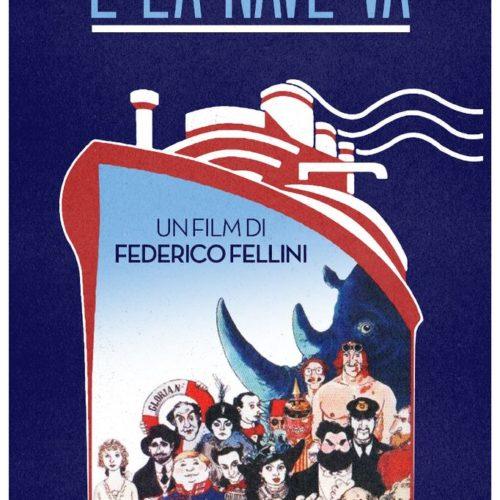 E la nave va di Federico Fellini