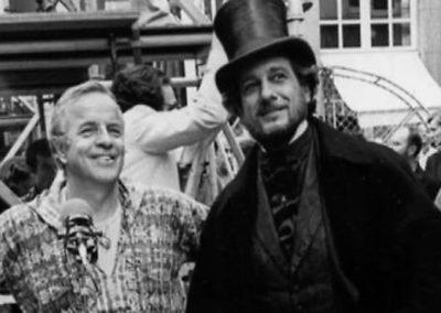 set de La Traviata di Franco Zeffirelli