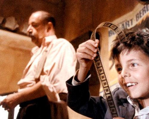 Scena Nuovo cinema paradiso di Giuseppe Tornatore