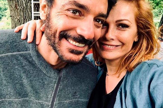 Vanessa Incontrada e Giuseppe Zeno