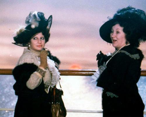 scena E la nave va di Federico Fellini