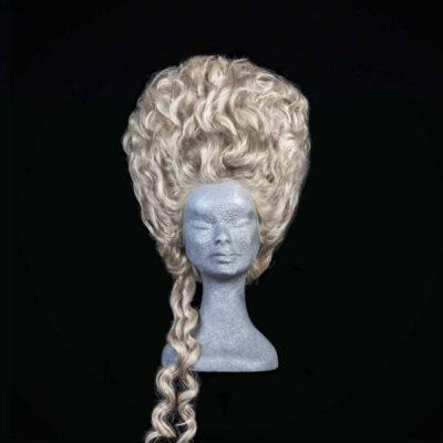 Parrucca '700 stile Marie Antoinette