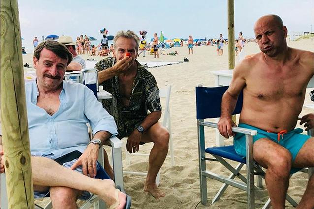 Odio l'estate il nuovo film con Aldo, Giovanni e Giacomo