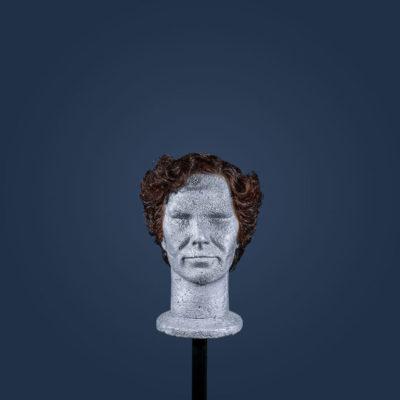 Parrucca da uomo 1800