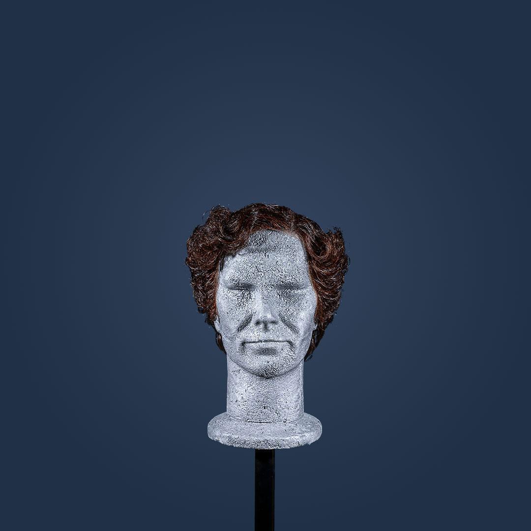 Parrucca da uomo 1800 - Rocchetti e Rocchetti parrucche a Roma