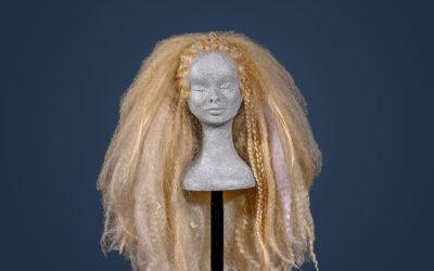 Parrucca per Lady Gaga