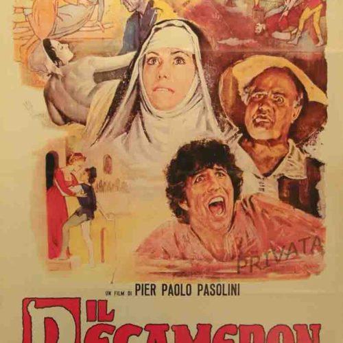Il Decameron di Pier Paolo Pasolini