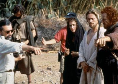 Set del Film L'Ultima tentazione di Cristo