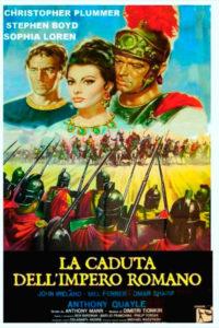 La caduta dell'Impero Romano con Parrucche Rocchetti