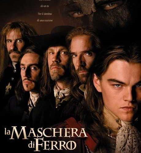 Film La Maschera di Ferro con parrucche Rocchetti