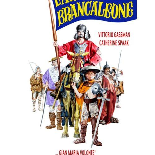 L'Armata Brancaleone con parrucche Rocchetti