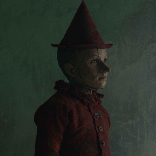 Mostra su Pinocchio dal film di Garrone al Museo del Tessuto di Prato