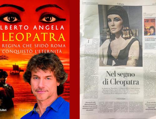 Nel segno di Cleopatra di Alberto Angela