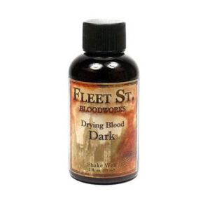 Sangue finto effetto umido Drying Blood di Fleet Street Bloodworks