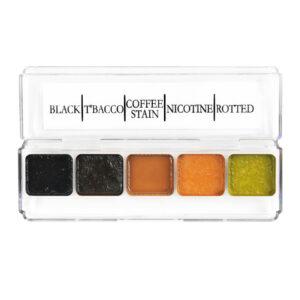Palette per colorare i denti di Fleet Street