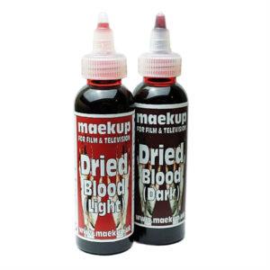 Sangue finto Dried Blood 100 ml di Maekup