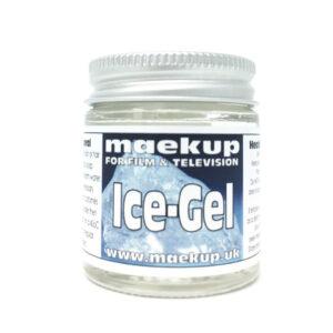 Gel effetto ghiaccio Ice-gel di Maekup