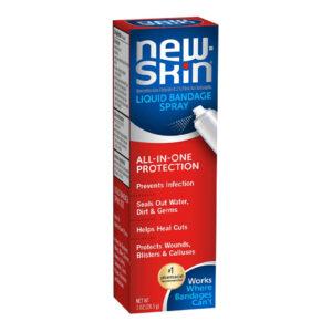 Spray per bendaggio New Skin